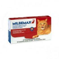 Milbemax grote kat 4 tabletten