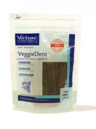 VeggieDent kauwstrips hond (tot 5 kg) 15 st.