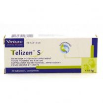 Telizen S 50 mg 30 tabletten