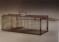 Vangkooi met in elkaar grijpende vloer L 78 x B 23 x H 30 cm 4,6 kg