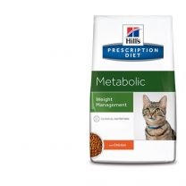 Hill's Prescription Diet Feline Metabolic zak 4 kg