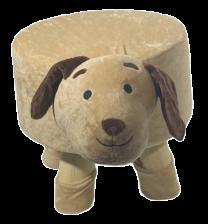 Krukje Hond (licht Bruin)