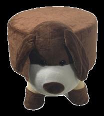 Krukje Hond (donker Bruin)