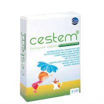 Cestem Hond S/M (3-20 kg) 2 tabletten