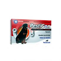 PestiGon Spot-On 402 mg voor zeer grote honden    LEVERTIJD ONBEKEND