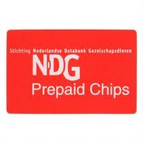 Registraties NDG PREPAID (1 STUK)