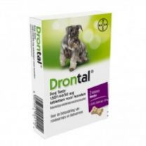 Drontal Dog Tasty 1 tablet