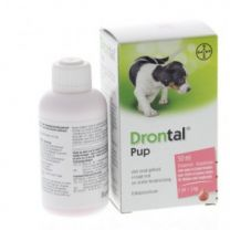 Drontal Pup Suspensie 2,5% 50 ml