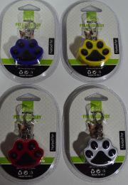 Hondenriem LED lampje (pootje)