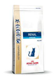 Royal Canin Cat Renal Special zak 4 kg   THT 12-09-2021