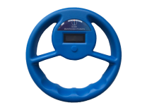 Dutch Identification Reader Blauw