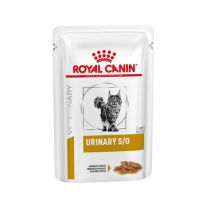 Royal Canin Cat Urinary S/O ( Natvoer - morsels in gravy )